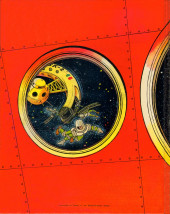 Verso de Pour la conquête de l'espace