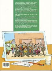 Verso de Les profs -1FL- Interro surprise