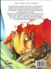 Verso de Les chroniques de Lodoss -5- La légende du chevalier héroïque 5