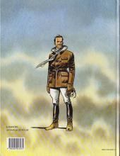 Verso de L'as de pique (Corbeyran/Guérineau) -1- Vue sur la mort