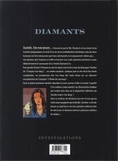 Verso de Diamants -3- L'étoile du Katanga