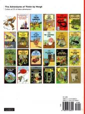 Verso de Tintin (The Adventures of) -3- Tintin in America