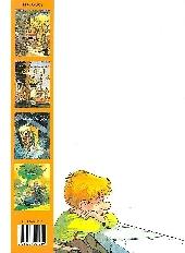 Verso de Le cadet des Soupetard -4- L'arbre au Pierrot