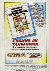 Verso de El Bravo (Mon Journal) -88- Le Rossignol du