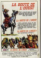 Verso de El Bravo (Mon Journal) -90- Le