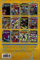Verso de Spider-Man (L'Intégrale) -17INT- Spider-man : l'Intégrale 1979