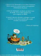 Verso de Ma Normandie quelle histoire !... - Tome 1