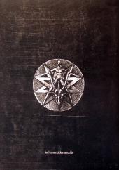 Verso de (AUT) Giger - Le Nécronomicon