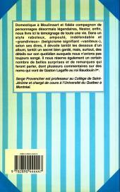 Verso de (AUT) Hergé -167- Les Mémoires de Nestor