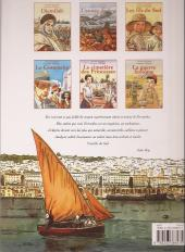 Verso de Carnets d'Orient -3c- Les fils du Sud