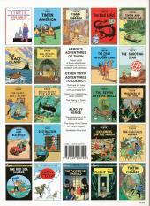 Verso de Tintin (The Adventures of) -20c2003- Tintin in Tibet