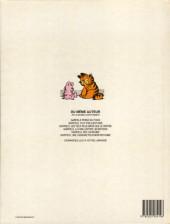 Verso de Garfield -6- Une lasagne pour mon royaume