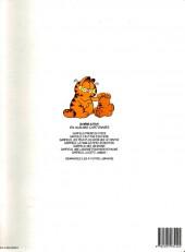 Verso de Garfield -7- La diète, jamais !