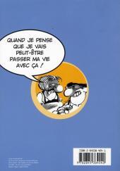 Verso de Les bidochon -MBD23a- Les Bidochon - Les BD de l'été - 04