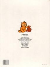 Verso de Garfield -11- Ah ! le farniente
