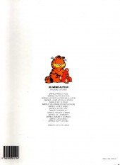 Verso de Garfield -14- Lave plus blanc !