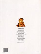 Verso de Garfield -15- Fait boule de neige