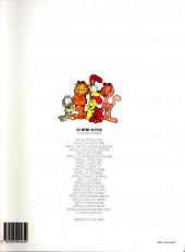 Verso de Garfield -23- Garfield est un drôle de pistolet