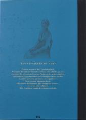 Verso de Les passagers du vent -7TT- La petite fille bois-caïman - livre 2