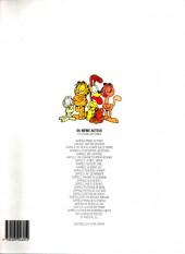 Verso de Garfield -24- Garfield se prend au jeu