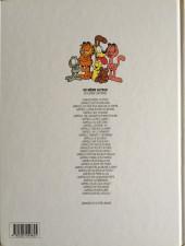 Verso de Garfield -30- Dur de la feuille