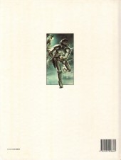 Verso de Krane le Guerrier -2- Le complot androïde