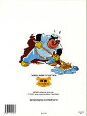 Verso de Walt Disney (Sélection BD) -1- Mickey détective de la mer