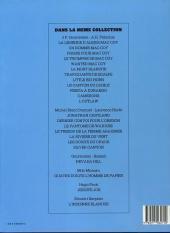 Verso de Mac Coy -5b- Wanted Mac Coy