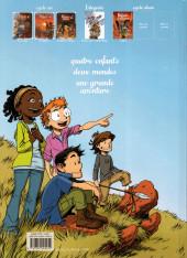 Verso de Les enfants d'ailleurs -4- L'appel