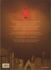 Verso de Le dernier Templier -2- Le chevalier de la crypte