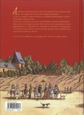 Verso de Le montespan - Le Montespan
