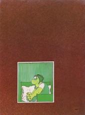 Verso de Les bidochon -3- Les Bidochon en habitation à loyer modéré