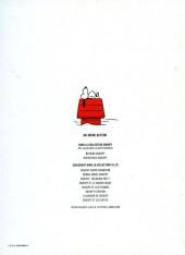 Verso de Peanuts -6- (Snoopy - Dargaud) -2- Incroyable Snoopy