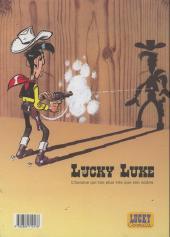 Verso de Lucky Luke -32e09- La diligence