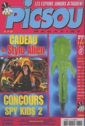 Verso de Picsou Magazine -372- Picsou Magazine N°372