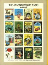 Verso de Tintin (The Adventures of) -10b- The Shooting Star