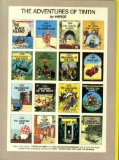 Verso de Tintin (The Adventures of) -23- Tintin and the Picaros