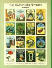 Verso de Tintin (The Adventures of) -11a75- The Secret of the Unicorn