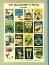 Verso de Tintin (The Adventures of) -8b76- King Ottokar's Sceptre