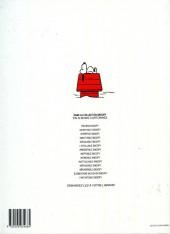 Verso de Peanuts -6- (Snoopy - Dargaud) -14- Fantastique Snoopy