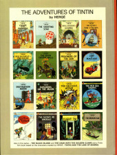 Verso de Tintin (The Adventures of) -9b1976- The Crab with the Golden Claws