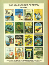 Verso de Tintin (The Adventures of) -14- Prisoners of the Sun