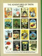 Verso de Tintin (The Adventures of) -17a75- Explorers on the Moon