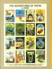 Verso de Tintin (The Adventures of) -21a- The Castafiore Emerald