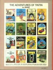Verso de Tintin (The Adventures of) -22a- Flight 714
