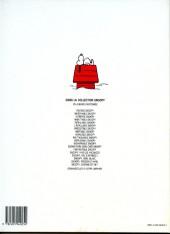 Verso de Peanuts -6- (Snoopy - Dargaud) -19- Chienne de vie!