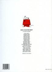 Verso de Peanuts -6- (Snoopy - Dargaud) -21- Bons baisers de Snoopy