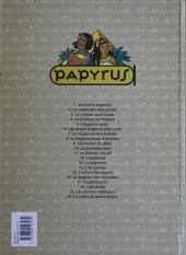 Verso de Papyrus -7b- La vengeance des ramsès