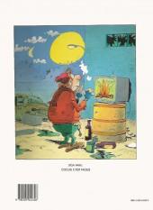 Verso de Téléfaune -2- Ras les masques