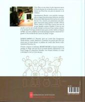 Verso de (AUT) Ware - Chris Ware, La bande dessinée réinventée